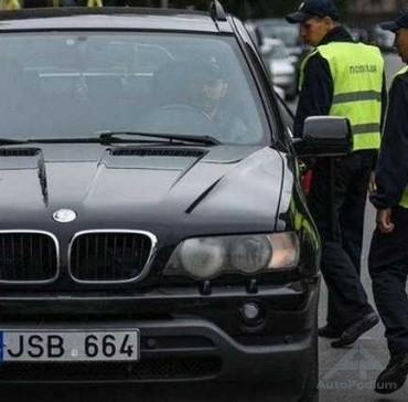 Владельцам авто с иностранными номерами грозят большие неприятности