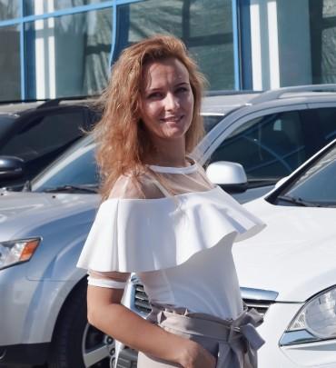 Гребенюк Анастасия