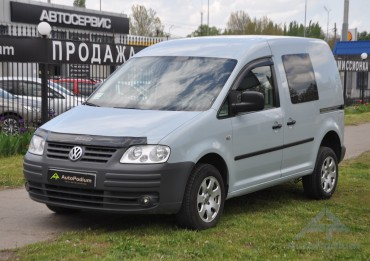 Volkswagen Caddy пасс. 2009 4WD
