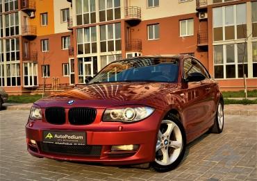 BMW 125 2008