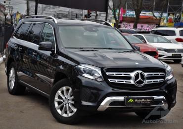 Mercedes-Benz GLS 350 2016 Diesel Official