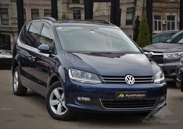 Volkswagen Sharan 2012 4 Motion 7 мест