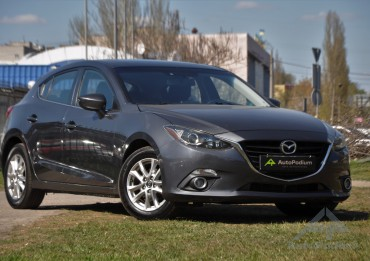 Mazda 3 2016 TOURING