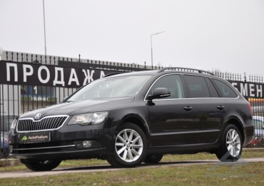 Skoda Superb 2014 Ambition