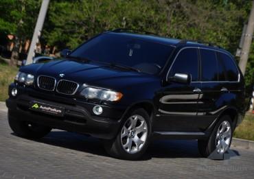 BMW X5 2002 3.0i