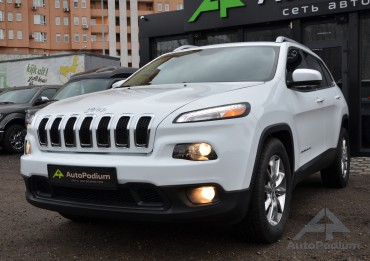 Jeep Cherokee 2013 3.2
