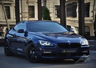 BMW 650 2016 xDrive