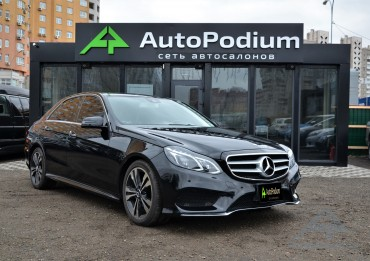 Mercedes-Benz E 350 2013 4matic