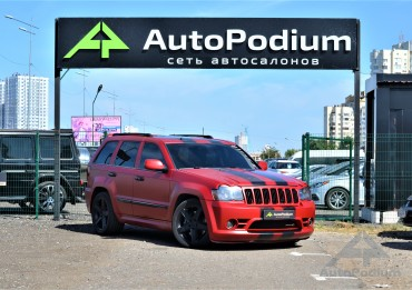 Jeep Grand Cherokee 2008 SRT8