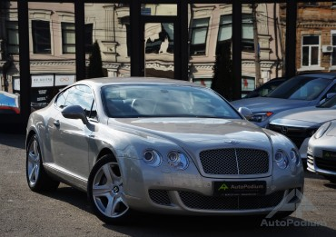 Bentley Continental GT 2009