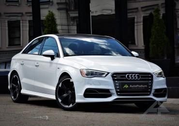 Audi A3 2015 S-Line