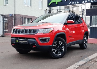 Jeep Compass 2017 TRAIL HAWK