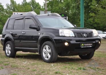 Nissan X-Trail 2004 2.0 4WD