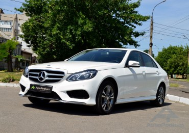 Mercedes-Benz E 250 2013 BLUETEC