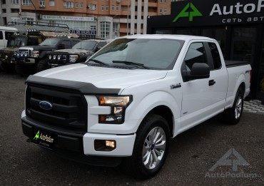 Ford F-150 2016 XL EcoBoost