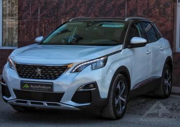 Peugeot 3008 2017 Allure