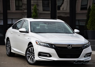 Honda Accord 2018 X Hybrid 2.0T NEW