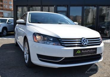 Volkswagen Passat B7 2013 2.5