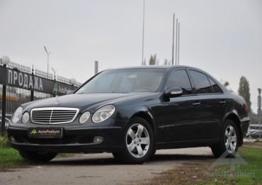 Mercedes-Benz E 200 2003