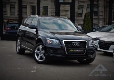 Audi Q5 2012 quattro