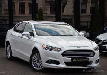 Ford Fusion 2014 Plug-in Hybrid