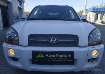 Hyundai Tucson 2008 Gaz-avtomat-4WD