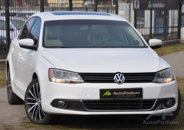 Volkswagen Jetta 2012 SEL