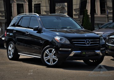 Mercedes-Benz ML 350 2011 4matic
