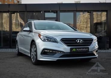 Hyundai Sonata 2015 sport