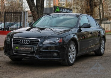 Audi A4 2012 Premium+