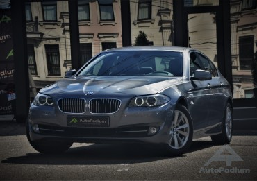 BMW 520 2013 OFFICIAL F10 i