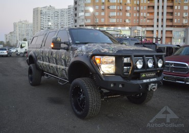 Ford F-350 2013 OFF ROAD