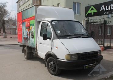 ГАЗ 33021 Газель 2002