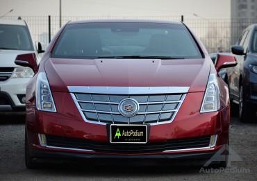 Cadillac ELR 2014 plug-in