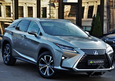 Lexus RX 300 2019 AWD Executive+