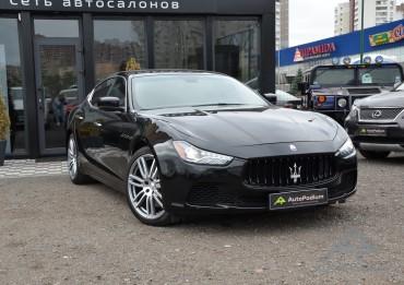 Maserati Ghibli 2014