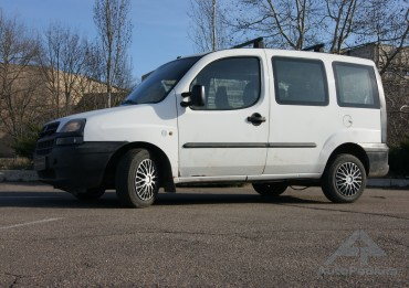 Fiat Doblo груз. 2002