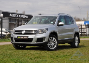 Volkswagen Tiguan 2015 PANORAMA-4MOUTION