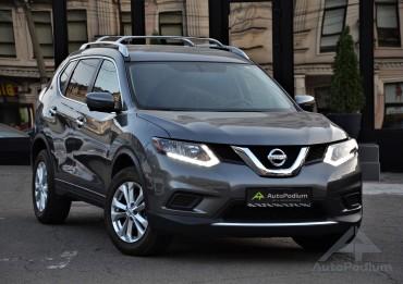 Nissan Rogue 2016 SV