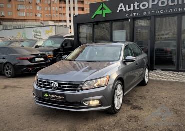 Volkswagen Passat B8 2018 ИДЕАЛ