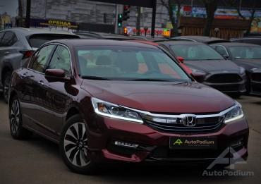 Honda Accord 2016 Hybrid