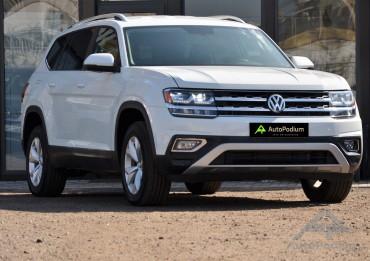 Volkswagen Atlas 2017 tsi