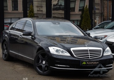 Mercedes-Benz S 500 2010 Long