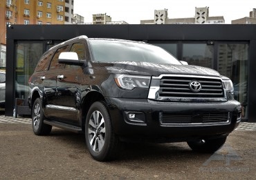Toyota Sequoia 2018 limited