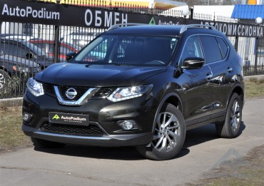 Nissan Rogue 2015 4WD