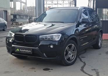 BMW X3 2014 Xdrive 20d