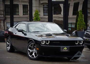 Dodge Challenger 2015 SXT+SuperTrackPak
