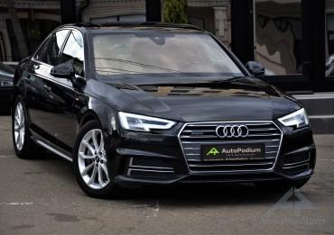 Audi A4 2017 Prestige S-LINE