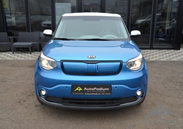 Kia Soul EV 2015 Luxury