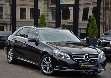 Mercedes-Benz E 250 2014 4MATIC Individual